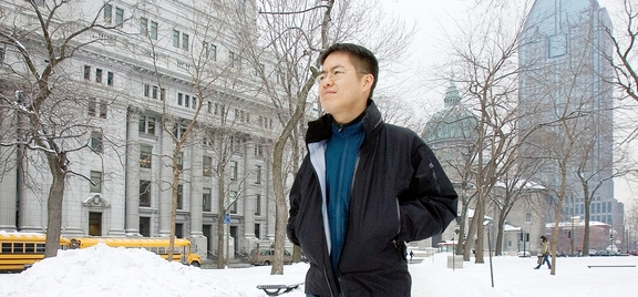 Vincent Lam among authors shortlisted for Governor General's fiction prize