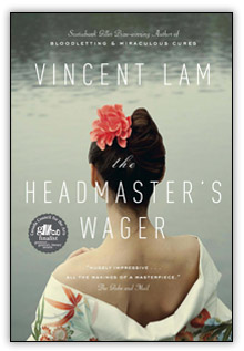 A Headmaster's Wager book cover